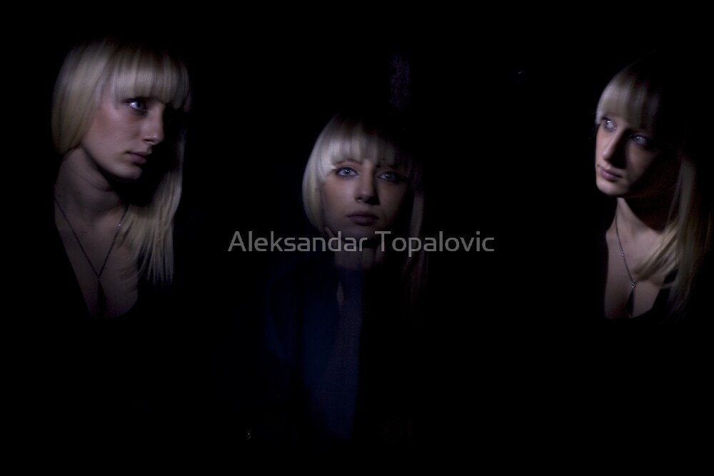 Multiple person narrative mode by Aleksandar Topalovic