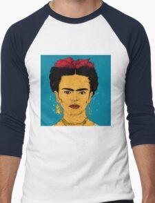 Frida Men's Baseball ¾ T-Shirt