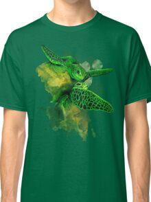 Gliding the Green Classic T-Shirt
