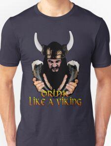 Viking Beer Drinker T-Shirt