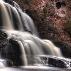 Gooseberry Falls by Angela King-Jones