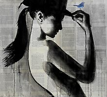 ponytail by Loui  Jover