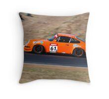 Graeme Cook - 1971 Porsche 911 RS Throw Pillow