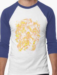 Four Horsemen of the Sci Fi Apocalypse Men's Baseball ¾ T-Shirt
