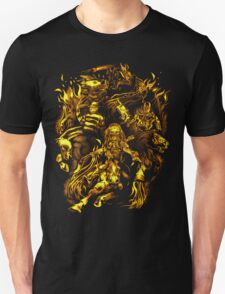 Four Horsemen of the Sci Fi Apocalypse Unisex T-Shirt