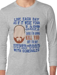 Whedon's Tweet Long Sleeve T-Shirt