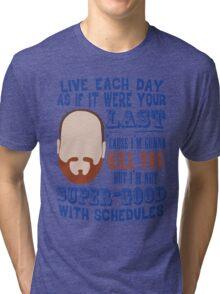 Whedon's Tweet Tri-blend T-Shirt
