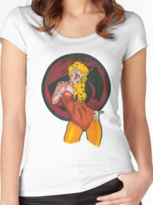 Cheetara Women's Fitted Scoop T-Shirt