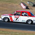 Cameron Mason - 1971 Datsun 510 by WantedImages