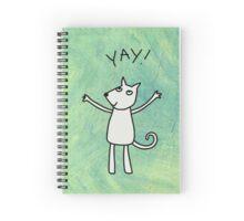 Yay! Spiral Notebook