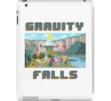 8-Bit Gravity Falls iPad Case/Skin