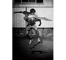 Splat Photographic Print