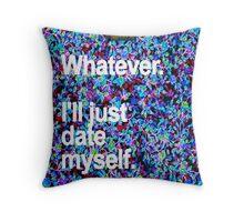 Dating Throw Pillow