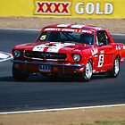 Ian McAlister - 1964 Ford Mustang Coupe by WantedImages