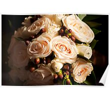 The Bridal Bouquet Poster