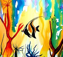 Under the Sea  by Linda Callaghan