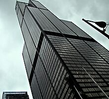 Willis Tower by JCBimages