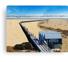 Buselton Jetty ... after climate change! Canvas Print