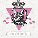 Center of universe by Paola Vecchi