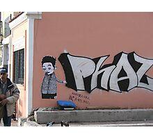 PhAZ - Athens - Greece Photographic Print