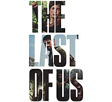 Last of us t shirt, iphone case & more Photographic Print