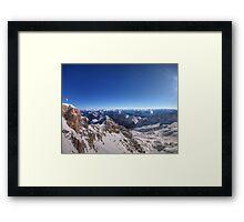 Clear Views Framed Print