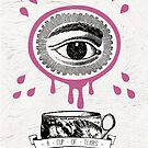 A cup of tears by Paola Vecchi