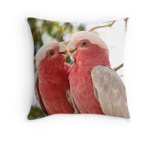 Galah Throw Pillow