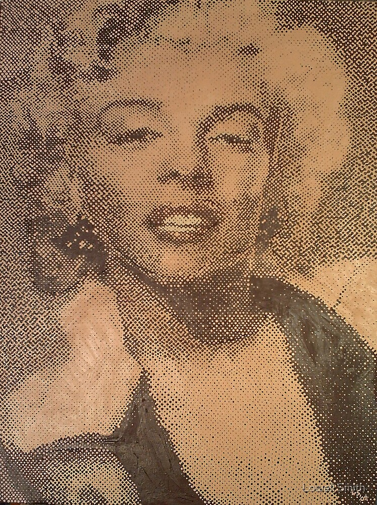 """""""Marilyn""""  by Lowell Smith"""