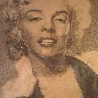 """Marilyn""  by Lowell Smith"