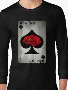 Rose of Spades Long Sleeve T-Shirt