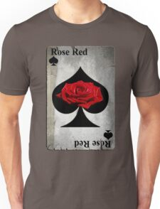 Rose of Spades Unisex T-Shirt