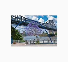 Story Bridge Through Arch Brisbane Australia Unisex T-Shirt