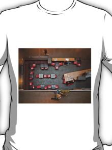 Red Chairs T-Shirt
