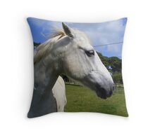 Mr Edd Throw Pillow