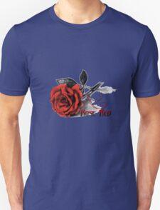 Rose Red - Simply Elegant  T-Shirt
