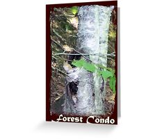 Forest Condo Greeting Card