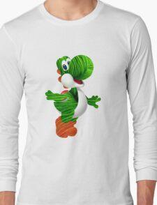 Yarn Yoshi Long Sleeve T-Shirt