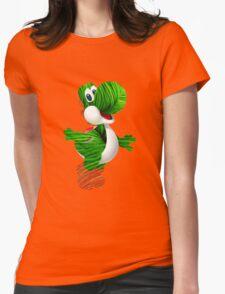 Yarn Yoshi Womens Fitted T-Shirt