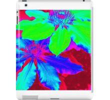 Flora 2 iPad Case/Skin