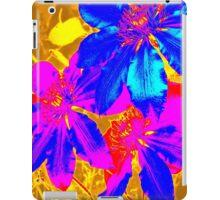 Flora 3 iPad Case/Skin