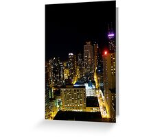 """Gotham City"" Greeting Card"