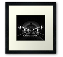 The matrix Framed Print
