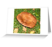 Brown Boy Greeting Card