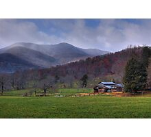 North Fork Photographic Print