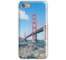 Golden Gate Bridge in San Francisco iPhone Case/Skin