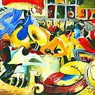 All That Jazz - New Orleans Inspiration by Elisabeta Hermann