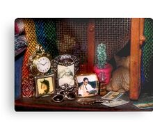 The Dresser (Scene from a Miniature) Metal Print