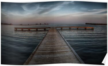 Pier at Millers Bay ~ HDR Reworked by Jigsawman