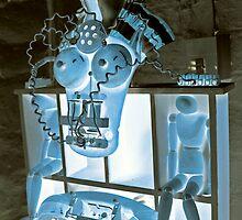 Blue Shock Box of Infinate Desires 2. by nawroski .